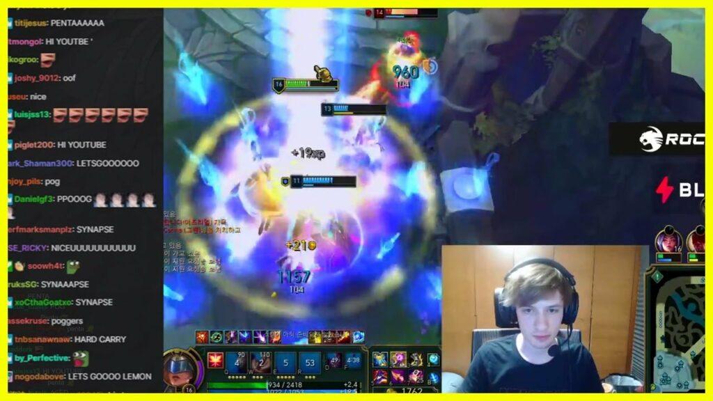 Nemesis Gets Penta In A Game Against Faker – Best of LoL Streams #1335