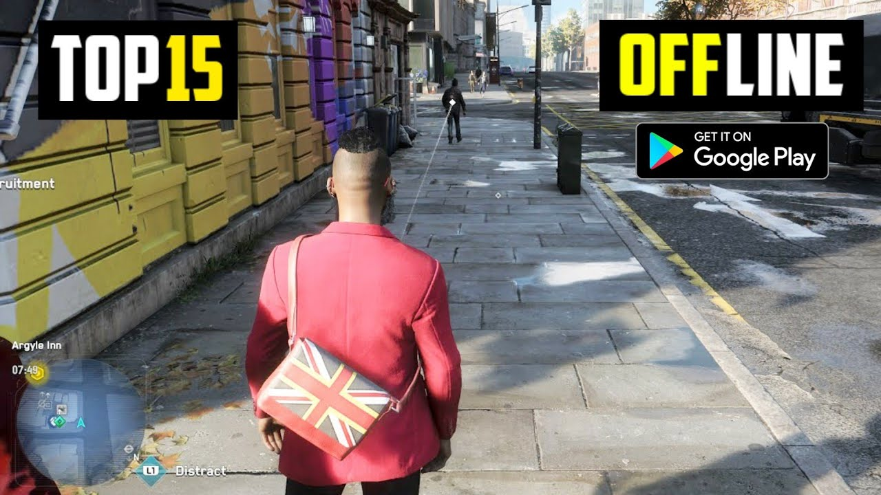 Top 15 Best OFFLINE Games for Android 2020   15 High Graphics OFFLINE Games for Android