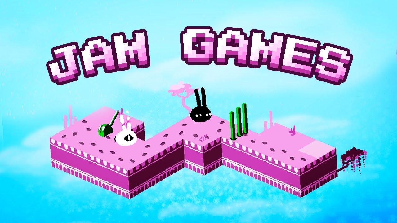 Brackeys Game Jam 2020.2 – BEST GAMES!