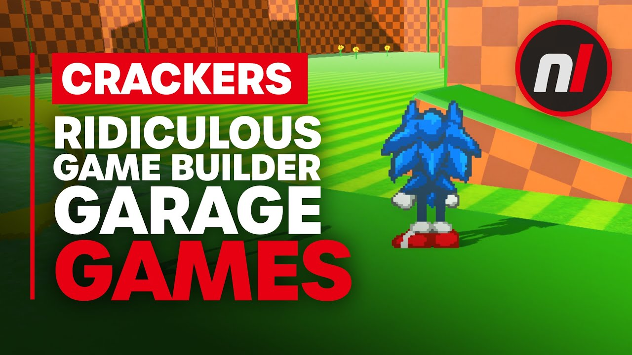People Are Already Making Ridiculous Games in Game Builder Garage