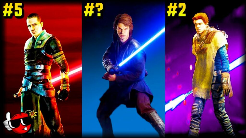 Top 10 BEST SELLING Star Wars Games of All Time