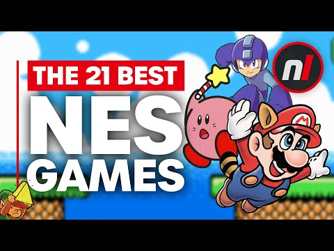 The 21 Best NES Games of All Time