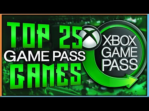 Top 25 Xbox Game Pass Games   2021 (UPDATED)