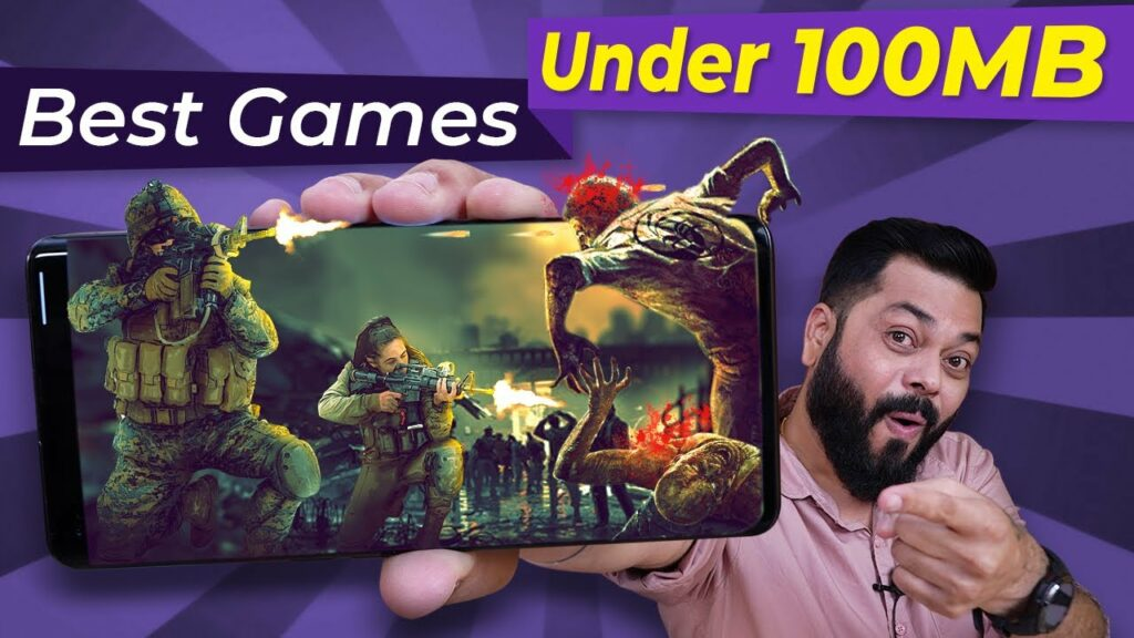 Top 5 Best Android Games Under 100MB ⚡October 2020
