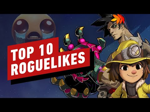 The 10 Best Roguelike Games