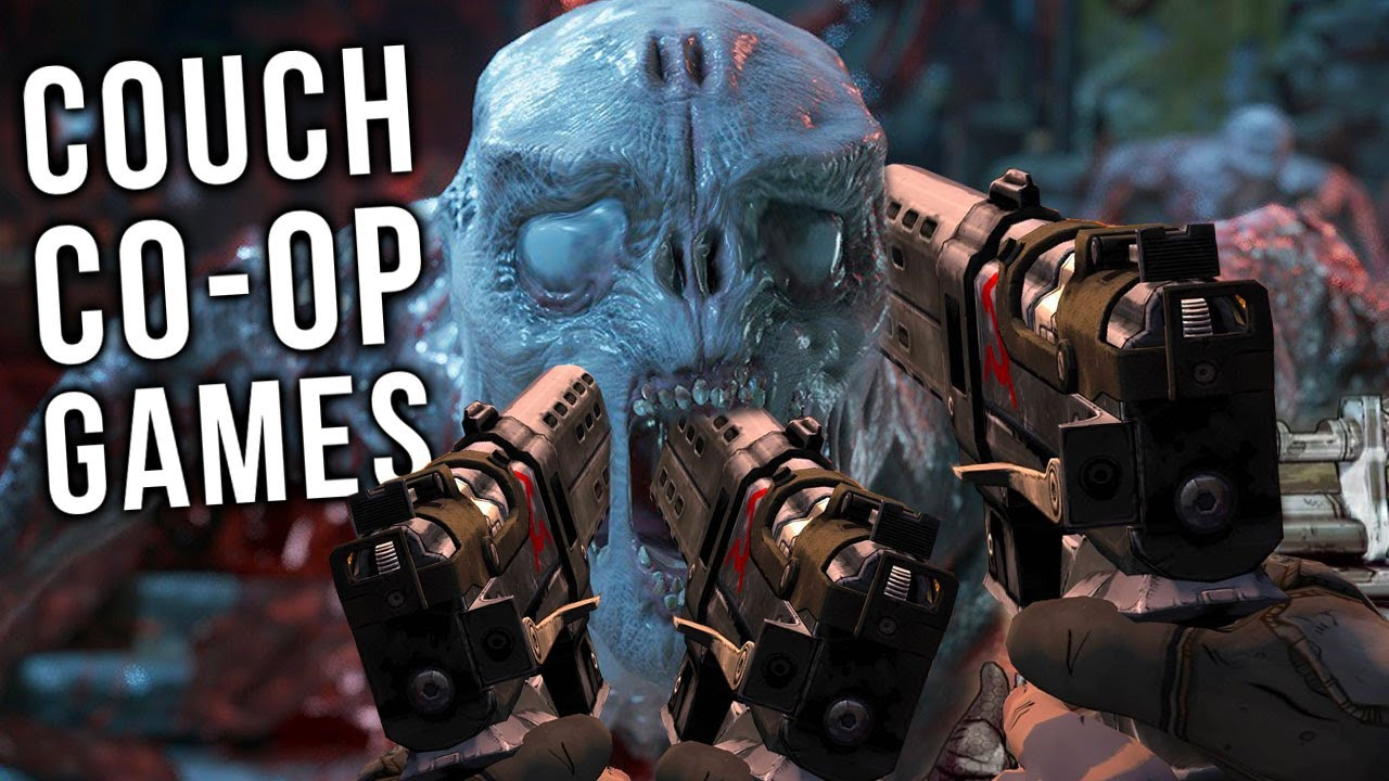 10 Best Couch Co-op Games of All Time