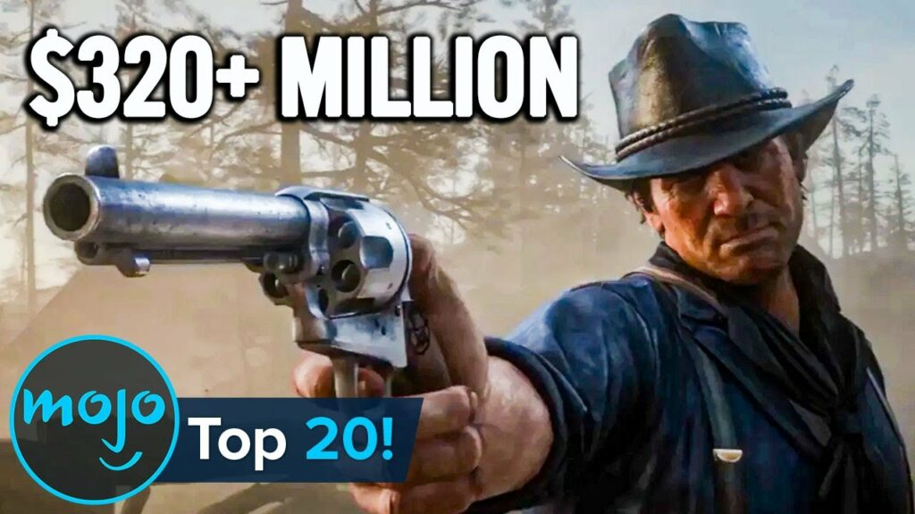 Top 20 Most Expensive Video Games Ever Made
