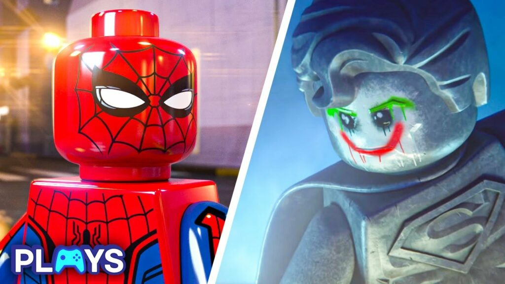 Top 10 Best Lego Video Games Ever
