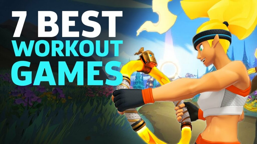 7 Best Games For Working Out At Home