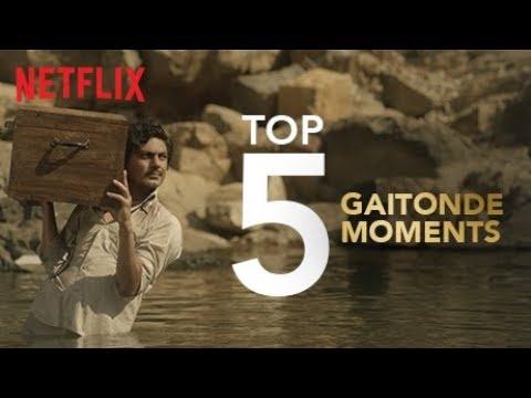 Top 5 Ganesh Gaitonde Moments | Nawazuddin Siddiqui | Sacred Games | Netflix